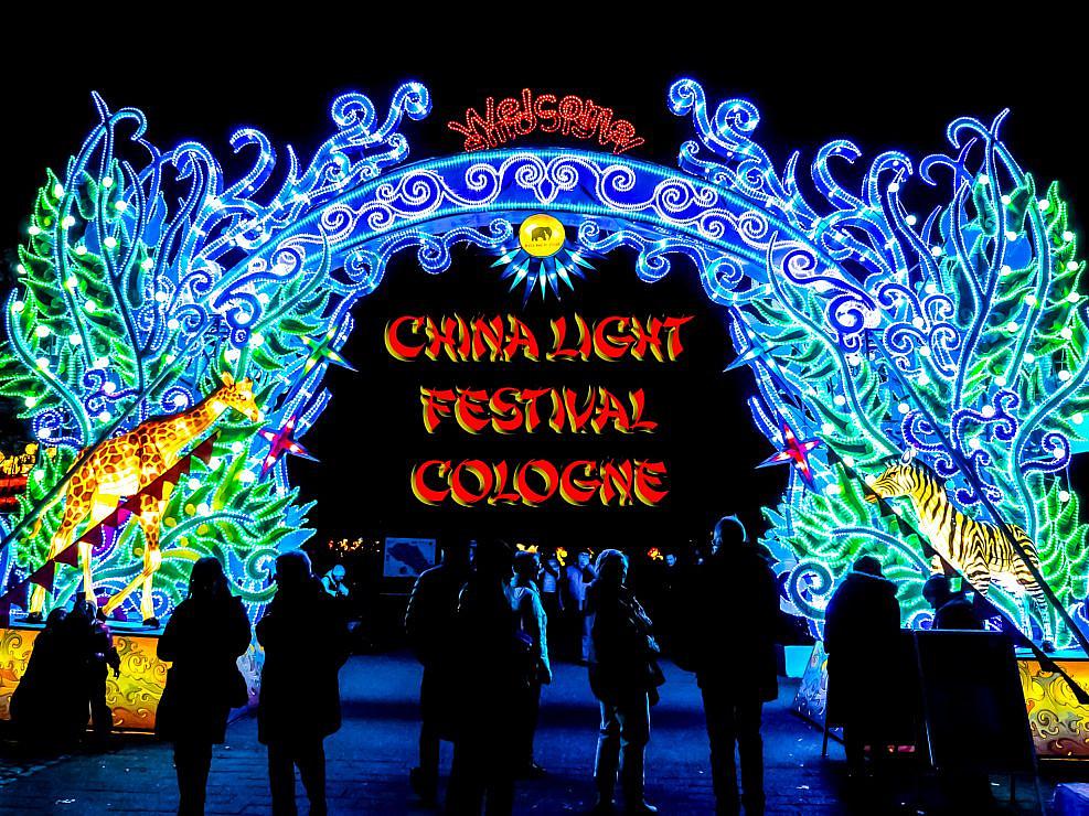China Light Festival – Cologne (2018)
