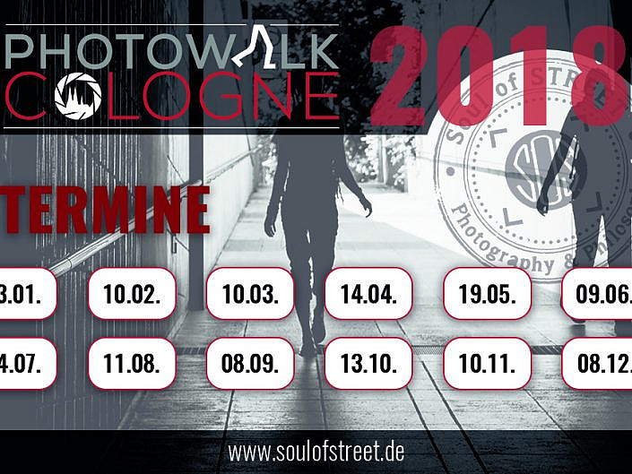 Photowalk Cologne 07/2018