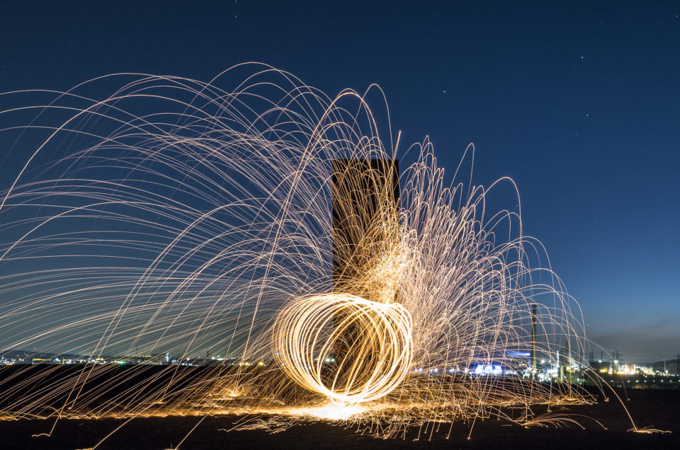 The first Lightpainting Gallery is online