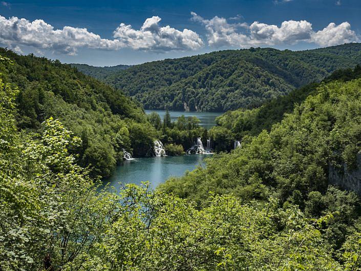 Lake Kozjak & Korana