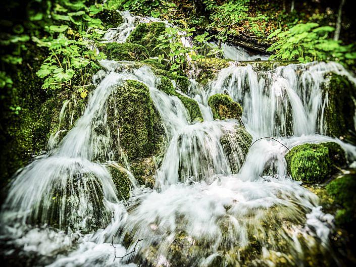 Tiny Waterfalls