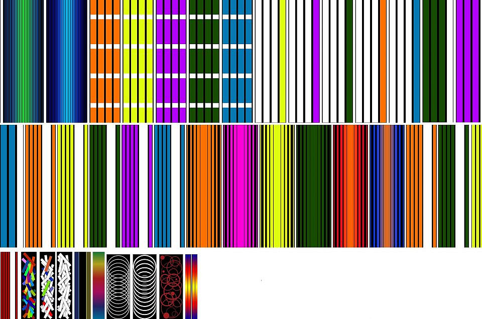 Many new Ribon files are available for your MagiLight