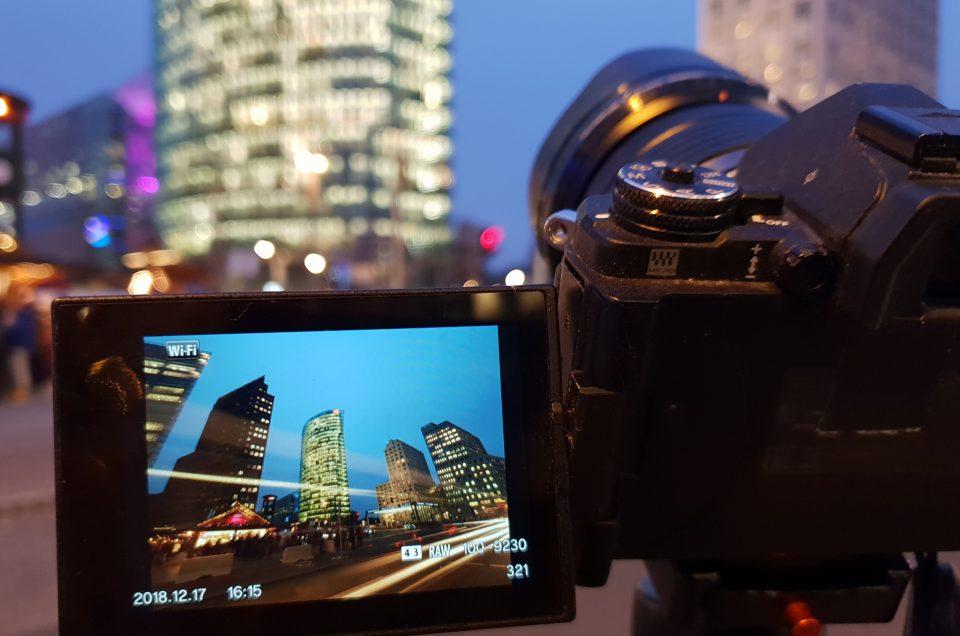 Berlin Night Shooting