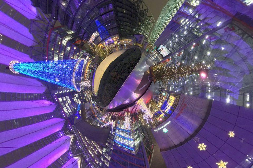 Sony Center Berlin – 360° View