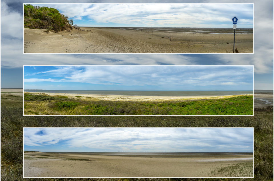 North Sea Panoramas
