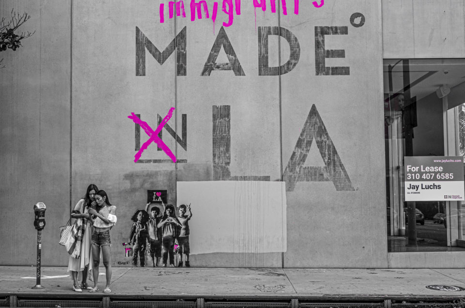Made In LA – Street Art